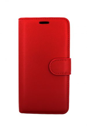 Mobello Leather Wallet Genuine Leather Red