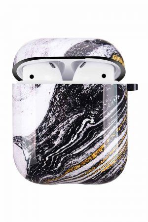 Airpods i liquid stone soft cover fodral