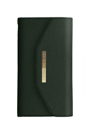 Mayfair Clutch Green iPhone 8-7-6-6S Plus