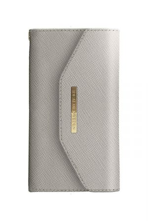 Mayfair Clutch Light Grey iPhone 8-7-6-6S Plus