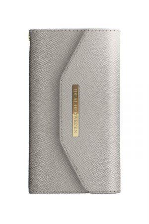 Mayfair Clutch Light Grey iPhone XS-X