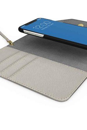 Mayfair Clutch Light Grey iPhone XS-X 5.jpg