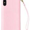Mayfair Clutch Pink iPhone XS-X