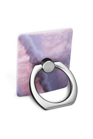 Ring Holder Crystal Stone i Semi-mjuk plast