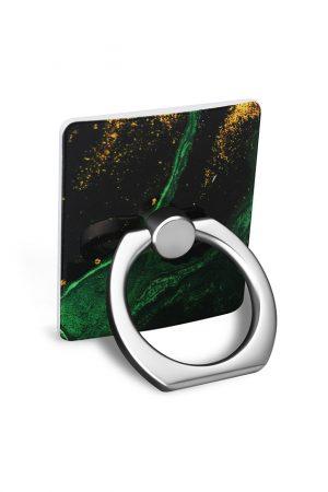 Ring Holder Emerald River i Semi-mjuk plast