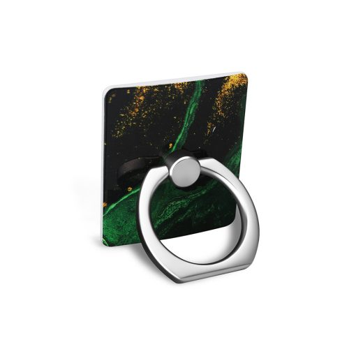 Ring Holder Emerald River i Semi-mjuk plast