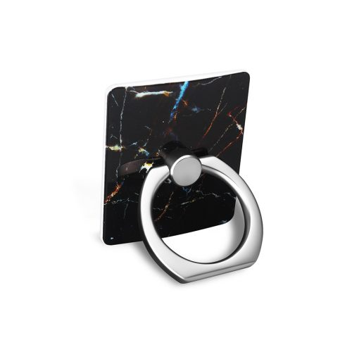 Ring Holder Galaxy Marble i Semi-mjuk plast