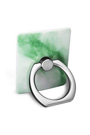 Ring Holder Jade Marble i Semi-mjuk plast