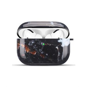 Mobello Soft Poly Airpods Pro cover - Charcoal Marble