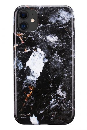 Mobello Soft Poly Charcoal iPhone 11 i Semi-mjuk plast