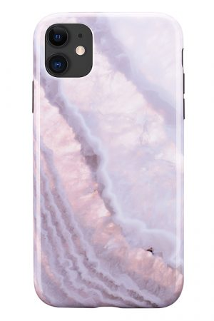 Mobello Soft Poly Crystal Stone iPhone 11 i Semi-mjuk plast