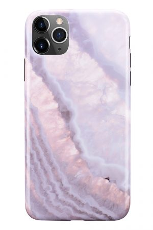 Mobello Soft Poly Crystal Stone iPhone 11 Pro Max i Semi-mjuk plast