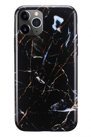 Mobello Soft Poly Galaxy Marble iPhone 11 Pro i Semi-mjuk plast