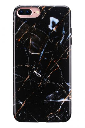 Mobello Soft Poly Galaxy Marble iPhone 7 Plus i Semi-mjuk plast