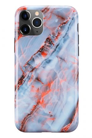 Mobello Soft Poly Ice Marble iPhone 11 Pro i Semi-mjuk plast