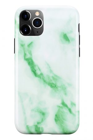 Mobello Soft Poly Jade Marble iPhone 11 Pro i Semi-mjuk plast