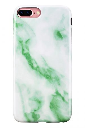 Mobello Soft Poly Jade Marble iPhone 7 Plus i Semi-mjuk plast