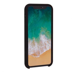 Mobello Velvet Silicon Svart - iPhone 11 Pro