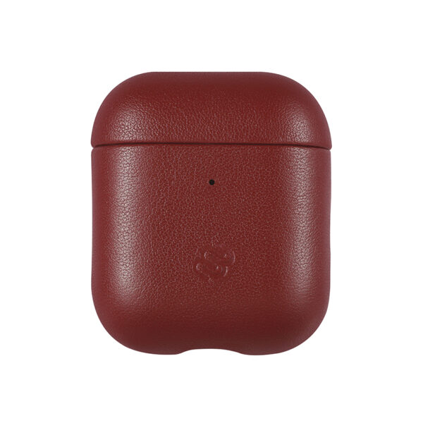 Slim Leather Airpodsfodral