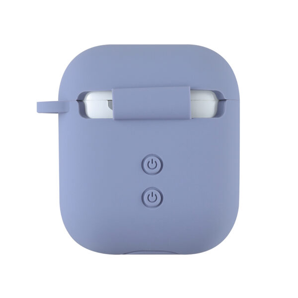 Velvet Silicone Lila - Airpods 1/2