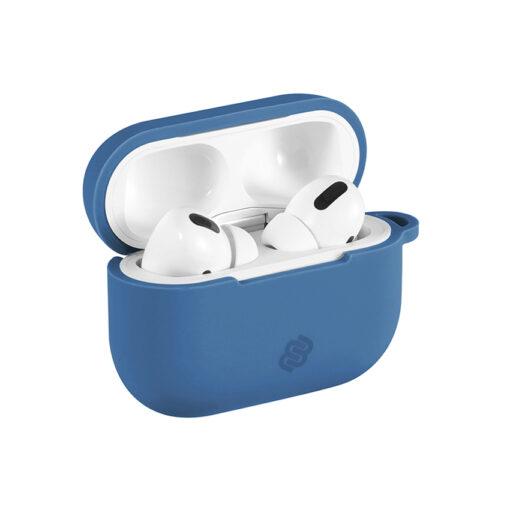 Velvet Silicone Blå - Airpods Pro